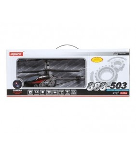 2.4Ghz RC Helicopter Black-888-503
