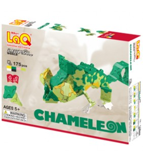 LaQ Animal World Chameleon