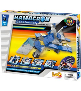 HAMACRON CONSTRUCTOR SET 1 JET FIGHTER